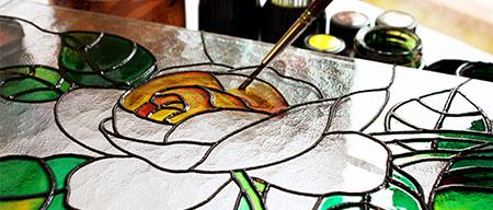 Weening Glas in lood