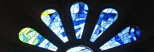 glas in lood dubbel glas